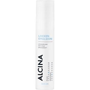 Alcina - Farbpflege - Locken Emulsion