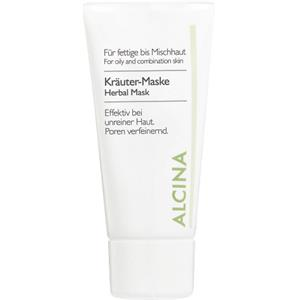 Alcina - Oily to combination skin - Herbal mask