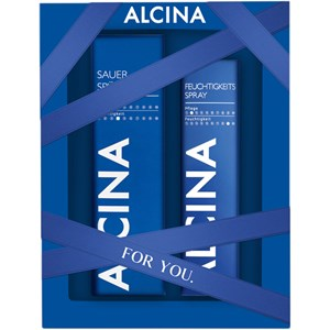 Alcina - Moisturising & volume - Geschenkset