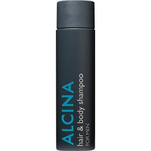 Alcina - For Men - Hair & Body Shampoo