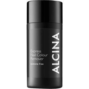 Alcina Make-up Nails Express Nail Colour Remover 1 Stk.