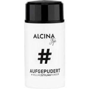 Alcina - Natural - Aufgepudert
