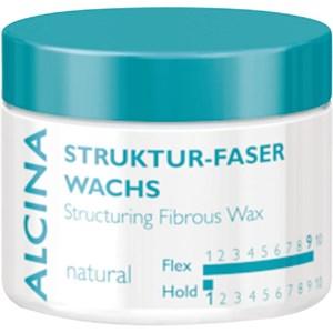 Alcina - Natural - Struktur-Faser Wachs