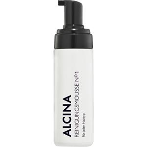 Alcina - No. 1 - Alcina cleansing mousse No.1
