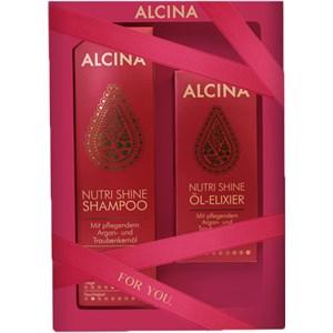 Alcina - Nutri Shine - Geschenkset