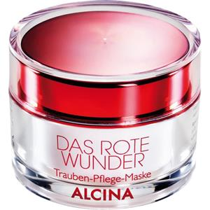 Alcina - Trockene Haut - Trauben-Pflege-Maske