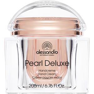 Alessandro - Colour & Care - Pearl De Luxe Handcreme