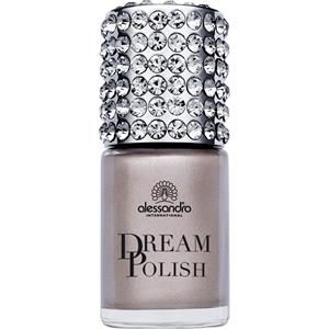 Alessandro - Dream Line - Diamond Gold Nail Polish