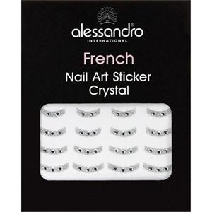 Alessandro - French Style - Nail Art Stick Crystal
