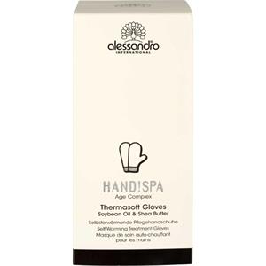 Alessandro - Hand!Spa - Age Complex Thermasoft Gloves