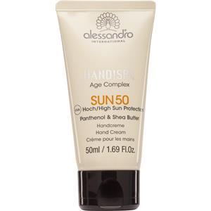 Alessandro - Hand!Spa - Handcreme Age Complex Sun SPF 50