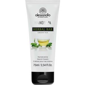 Alessandro - Hand!Spa - Handcreme Green Tea