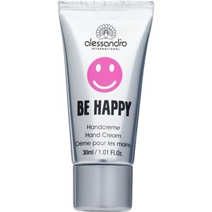 Alessandro - Hand & Nagelpflege - Limited Edition Be Happy Handcreme