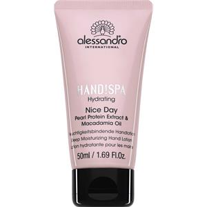 Alessandro - Hand!Spa - Hydrating Nice Day
