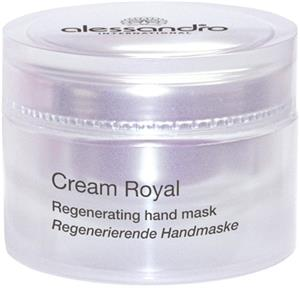 Alessandro - Hands!Up - Cream Royal Mask