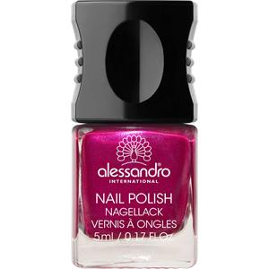 Alessandro Make-up Nagellack Colour Explosion Nagellack Nr. 923 Limoncello 5 ml