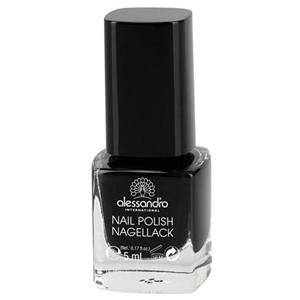 Alessandro - Nagellack - Dark Secret