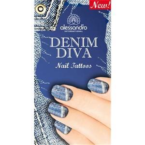 Alessandro - Nagellack - Nagel Tattoo Jeans