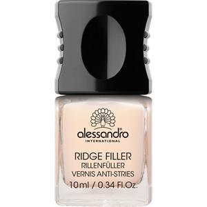 Alessandro Make-up Nagellack Ridge Filler Nr. 202