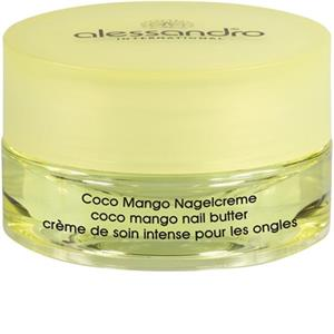Alessandro - Nail Spa - Coco Mango Nagelcreme