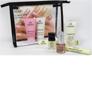 Alessandro - Nail Spa - Hand & Nail Beauty Bag
