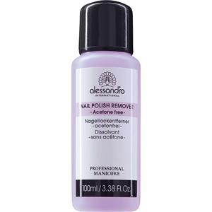 Alessandro - Nail Spa - Acetone-free Nail Polish Remover