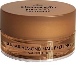 Alessandro - Nail Spa - Sugar Almond Nail Peeling 15 g