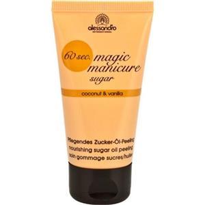 Alessandro - Pflegelacke - Magic Manicure Sugar