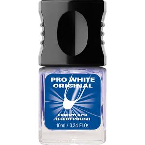 Alessandro - Nail care polish - Pro White Effect Nail Polish