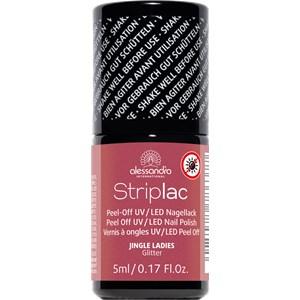 Alessandro - Striplac - Iced Fire Striplac Nail Polish