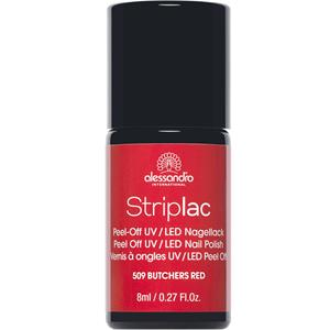 Alessandro Make-up Striplac Red Stars Striplac Nr. 513 Poppy Red