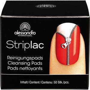 Alessandro Make-up Striplac Reinigungspads 50 Stk.