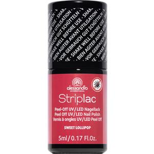 Alessandro - Peel-off nail polish - Striplac