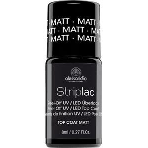 Alessandro Make-up Striplac Top Coat Matt