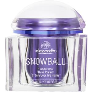 Alessandro - Xmas - Snowball Handcreme