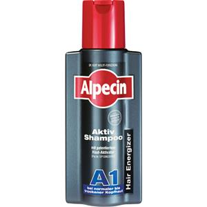 Alpecin - Shampoo - Active Shampoo A1 - Normal scalp