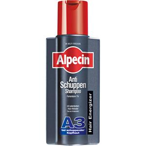 Alpecin - Shampoo - Aktiv Shampoo A3 - Schuppen