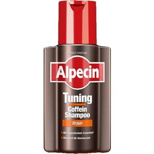 Alpecin - Shampoo - Tuning Coffein-Shampoo Braun