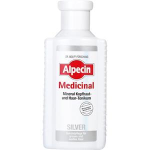 Alpecin - Tonic - Medicinal Silver