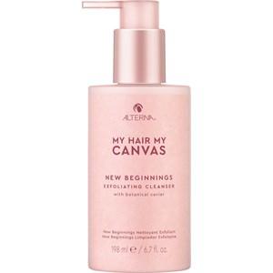 Alterna - Shampoo & Conditioner - New Beginnings Exfoliating Cleanser