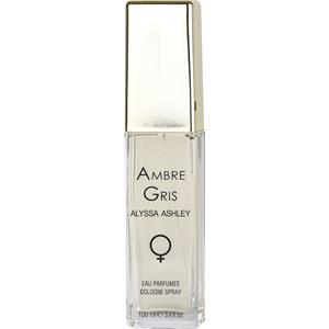 Alyssa Ashley - Ambre Gris - Eau Parfumée Colgne Spray