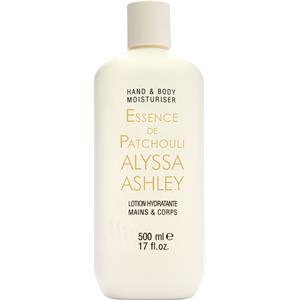 Alyssa Ashley - Essence De Patchouli - Hand & Bodylotion