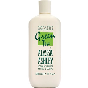 Alyssa Ashley - Green Tea - Hand & Body Lotion