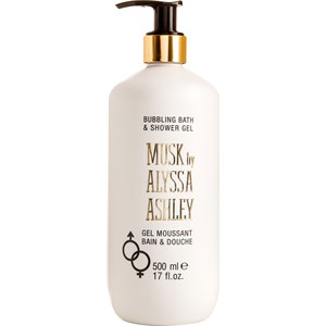 Alyssa Ashley - Musk - Bath & Shower Gel