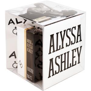 Alyssa Ashley Unisexdüfte Musk Geschenkset Eau de Toilette Spray 25 ml + Body Lotion 100 ml 1 Stk.
