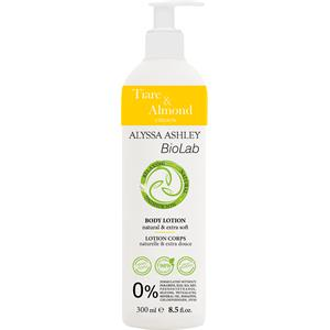 Image of Alyssa Ashley BioLab Tiaréblüte & Mandelmilch Body Lotion 300 ml