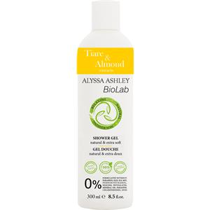 Alyssa Ashley - Tiaré flower & Almond Milk - Shower Gel