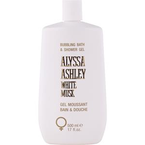 Alyssa Ashley Damendüfte White Musk Bath & Shower Gel 500 ml
