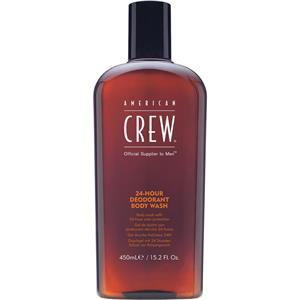 American Crew - Hair & Body - 24h Deodorant Body Wash
