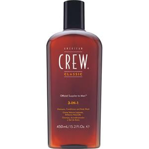 American Crew - Hair & Body - 3 in 1 Conditioner & Body Shampoo